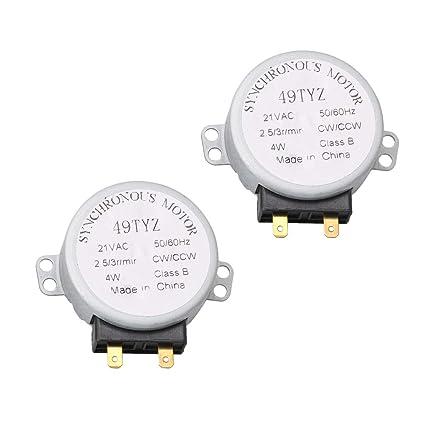 Yibuy 2x D eje del plato giratorio del motor Reemplace ...