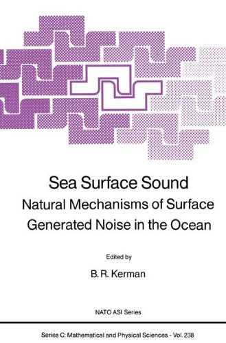 Sea Surface Sound: Natural Mechanisms of Surface Generated Noise in the Ocean (Nato Science Series C:) by Springer