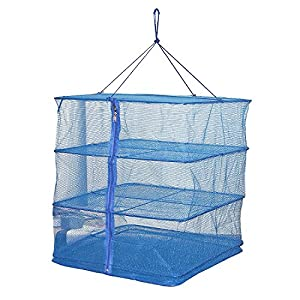 Joy To Life 3 Tray Hanging Drying Net : Just put in use out of box