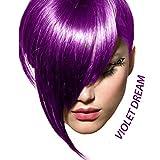Arctic Fox Semi Permanent Hair Color Dye 4 Once (Violet Dream)
