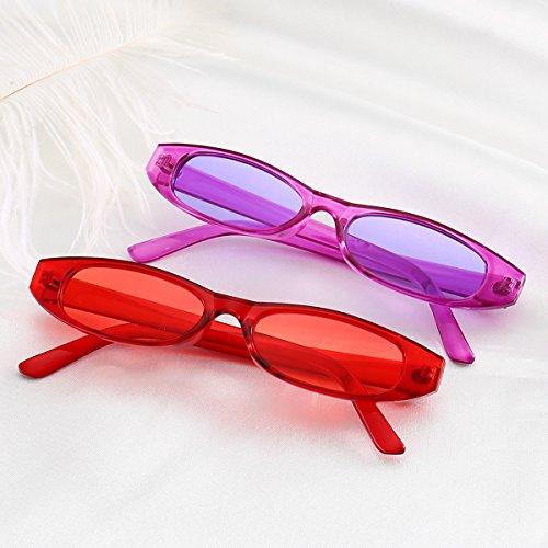 mujer Red sol de Gafas Red Godea para xHIC7wIq