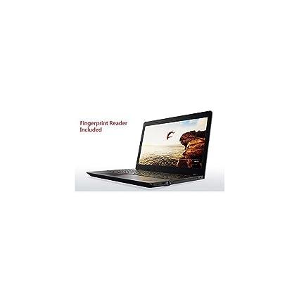 Lenovo E570 Laptop: Black, Fingerprint Reader, 7th Gen Intel i7-7500U CPU,  16GB Memory, 256GB SSD, 15 6
