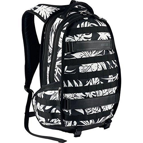 Nike SB RPB Graphic Tropic Skateboarding Backpack (Nike Sport Ball Carry Backpack)