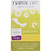 Natracare Tanga Panty Liners, 30 Count