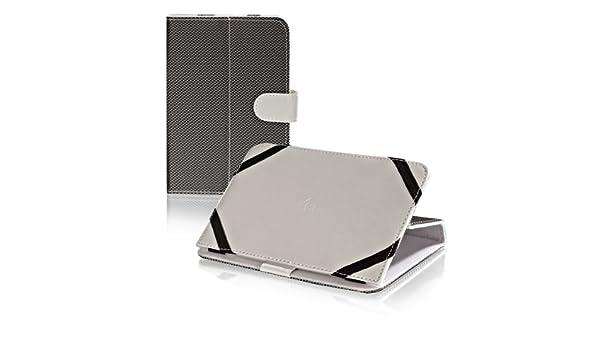 Libro Tablet PC Ebook Reader Funda para portatil Case Blanco con ...
