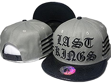 Last Kings Cap Adjustable Baseball Rock Cap Snapback Fashion Hip ...