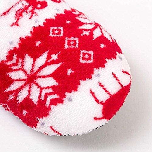 Lucky GIRL Polyester 25cm Slipper für Frauen Geeignet (B) B
