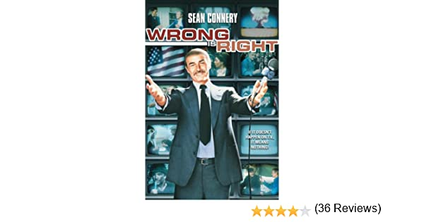 wrong is right movie