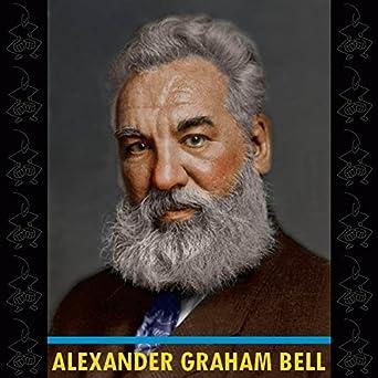 Audiobook Image. Alexander Graham Bell