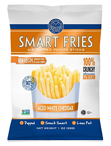Fries 1oz Aged White Cheddar (Pack of 20) (Gourmet Cheddar)