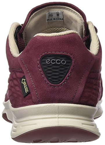 Ecco Damen Exceed Outdoor Fitnessschuhe Rot (bordeaux)