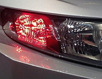 Luces luz de estado roja adecuados para Toyota Avensis T22 T25 T27 Corolla E11 E12 Can saludable SMD LED: Amazon.es: Coche y moto