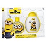 Minions by Minions for Kids - 2 Pc Gift Set 3.4oz