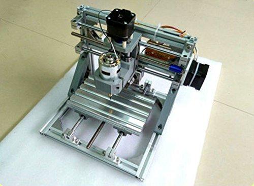 CNC 3 Axis Engraver Machine Milling Wood Carving DIY Mini Engraving Machine Kits cjc