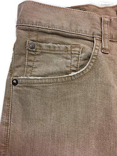 Denim £79 Jeans Rrp W32 Khaki Santiago 99 Waterman Brown Agave Pt1aTT