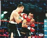 Juan Manuel Marquez Signed Photograph - Certified Authentic 8x10 - PSA/DNA Certified - Autographed Boxing Photos