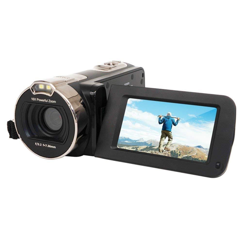 vendita calda online 2.7 inch rossoation Screen Full HD 1080P Digital Digital Digital Video Camera 16X Digital Zoom  scegli il tuo preferito