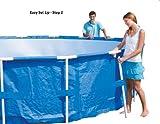 Bestway 56463 Steel Pro Frame Pool Set, 18' x