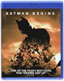 Batman Begins  [Blu-ray] [Importado]