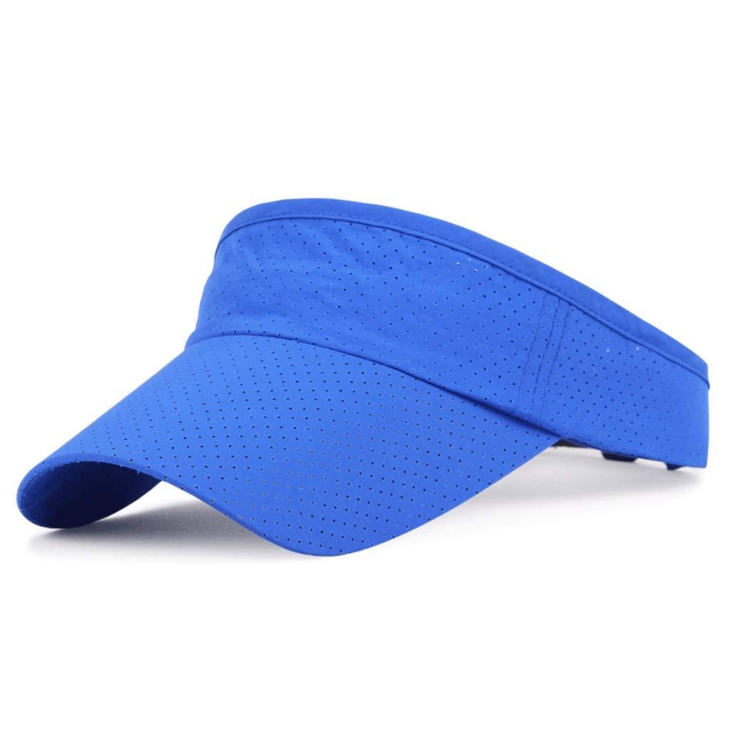SLH Gorra de Tenis de Verano al Aire Libre para Hombres Gorra de Sol  Sombrero de sombrilla Gorra de béisbol Sombrero de Copa vacío  Amazon.es   Deportes y ... c9cdda35908