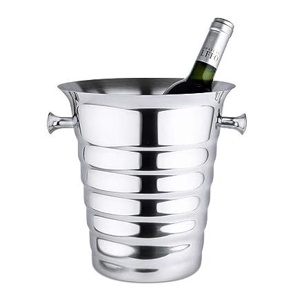 Compra SLH Cubo de Champagne Cubo de Hielo de Acero ...
