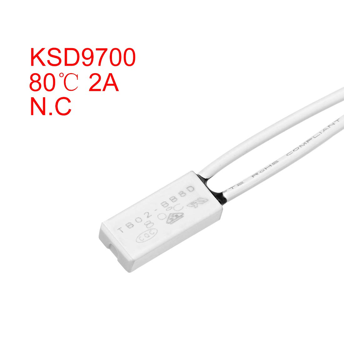 Uxcell Temperature Control Switch