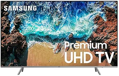 Samsung 4K UHD 8 Series Smart LED TV (2018): Amazon.es: Electrónica