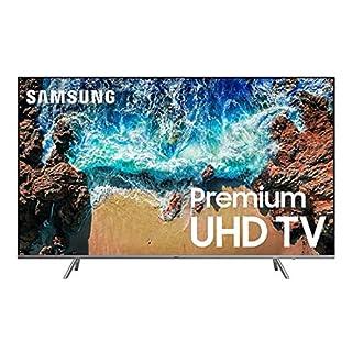 "Samsung UN82NU8000FXZA Flat 82"" 4K UHD 8 Series Smart LED TV (2018)"