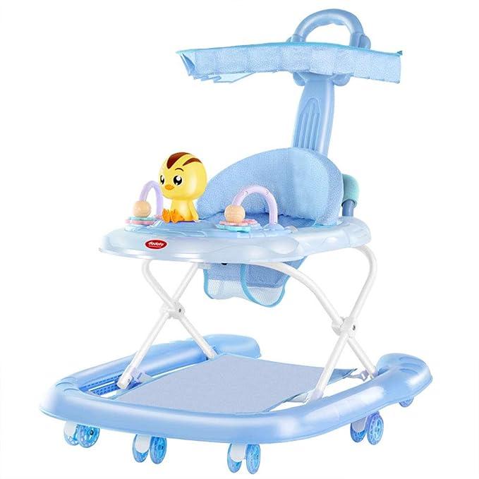Bebé con Altura Regulable Andador,De Múltiples Funciones del ...