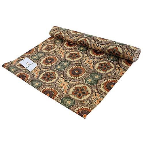 Kuber Industries Exclusive PVC Wardrobe/Kitchen/Drawer Shelf Mat 10 Mtr Roll (Multi) KSR02 (CTKSIS479) (B07LD5C9D4) Amazon Price History, Amazon Price Tracker