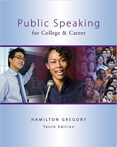public speaking for college and career 11th edition pdf