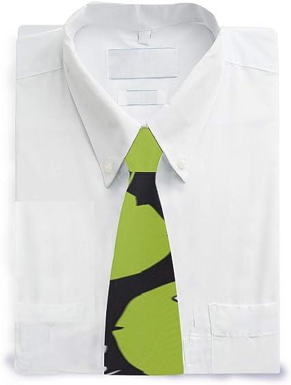 MALPLENA - Corbata de satén para hombre, diseño de flamenco, color ...