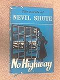 No Highway, Nevil Shute, 0434699128