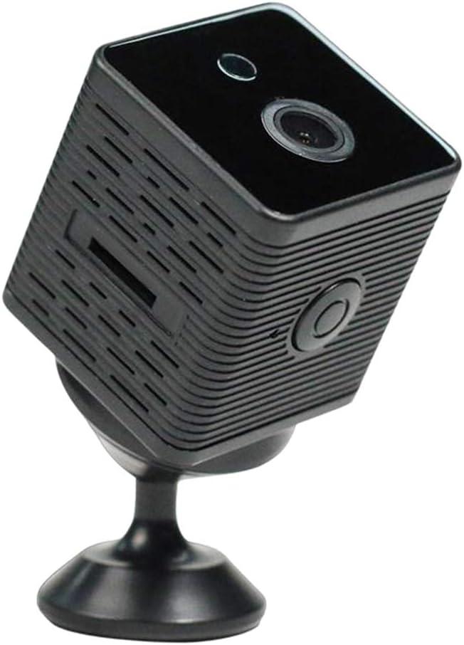#N/a Videocámara de seguridad inteligente Mini cámara de Wifi portátil Full HD grabadora de voz para HomePet bebé perro viejo Monitor de
