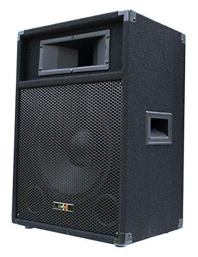 E-Lektron PW12A DJ PA Aktivlautsprecher Aktivbox mit 12