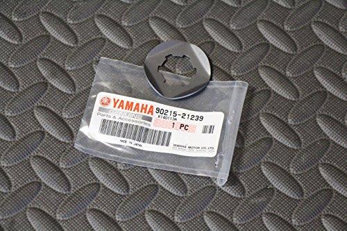 Sprocket Lock (NEW Sprocket counter shaft lock washer Yamaha Banshee OEM stock factory 87-2006)