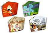 img - for Oxford Reading Tree Traditional Tales: Level 1: Class Pack of 24 book / textbook / text book