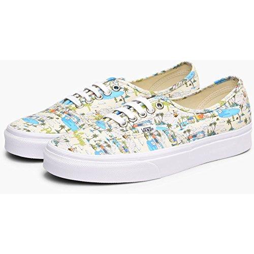 eb34867a49 Vans VA38EMMQ1 Unisex Authentic Skate Shoe