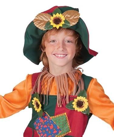 Kostum Vogelscheuche Theo Kind Junge Madchen Grosse 128 Kinderkostum