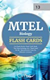 MTEL Biology (13) Rapid Review Flash Cards Book: Test Prep Including 350+ Flash Cards for the Massachusetts Tests for Educator Licensure