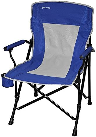 Drift Creek Portable Folding Padded Hardarm Beach Camping Chair