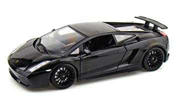Buy Lamborghini Gallardo Superleggera, Black , Maisto 31149