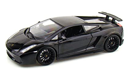 Awesome Lamborghini Gallardo Superleggera, Black   Maisto 31149   1/18 Scale  Diecast Model Toy