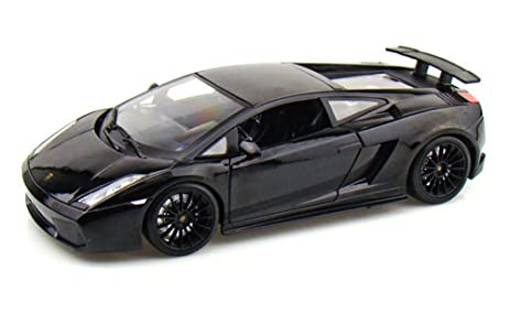 Lamborghini Gallardo Superleggera, Black   Maisto 31149   1/18 Scale  Diecast Model Toy