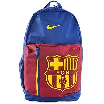 Nike NKBa5524-455 FC Barcelona Stadium Football Kids Backpack - Blue
