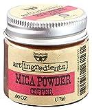 Prima Marketing Finnabair Art Ingredients Mica Powder, 0.6 oz, Copper