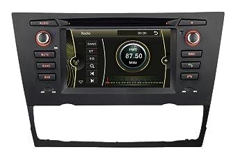 generic6.2 inch Auto DVD coche GPS navegación Radio para BMW E90- (05