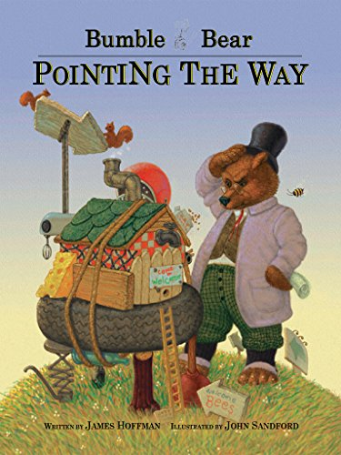Bumble Bear: Pointing the Way