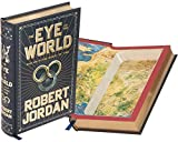 upright archival storage - Real Hollow Book Safe - Eye of the World by Robert Jordan (Leather-bound) (Magnetic Closure)