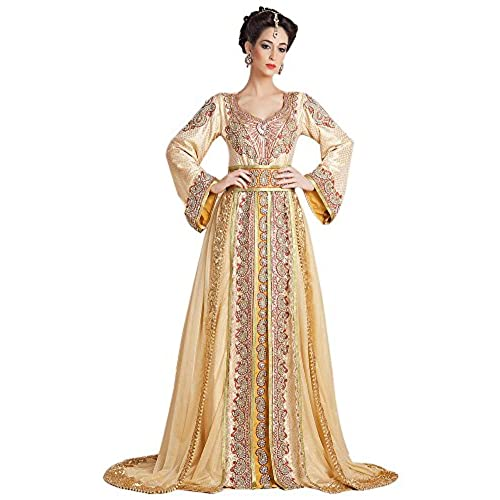 Maroški kaftanski obleki Amazoncom-5274